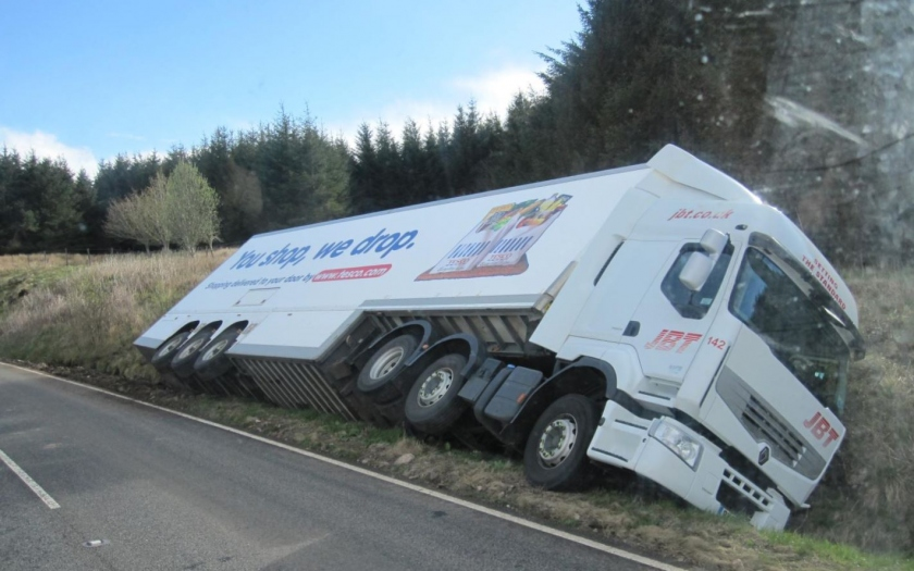 How Much Can A Truck Accident Set You Back Financially?