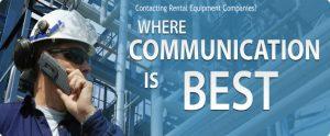 Top Advantages of Contacting Rental Equipment Companies