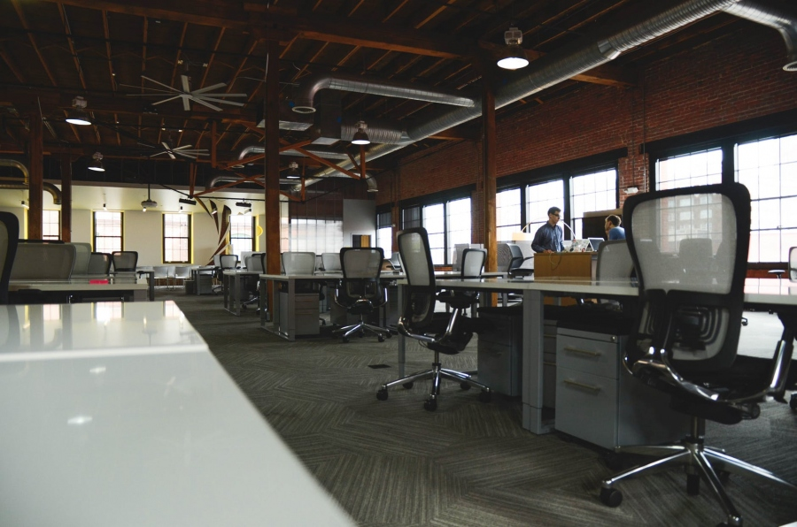 4 Ways Office Space Can Boost Productivity